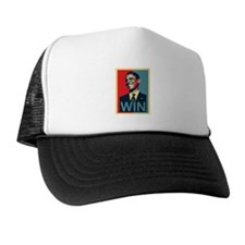 Barack Obama Win Trucker Hat