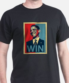 Barack Obama Win T-Shirt