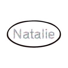 Natalie Paper Clips Patch
