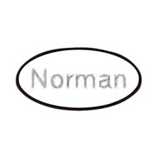 Norman Paper Clips Patch