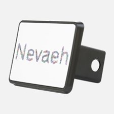 Nevaeh Paper Clips Hitch Cover