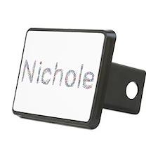 Nichole Paper Clips Hitch Cover