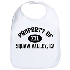 Property of SQUAW VALLEY Bib