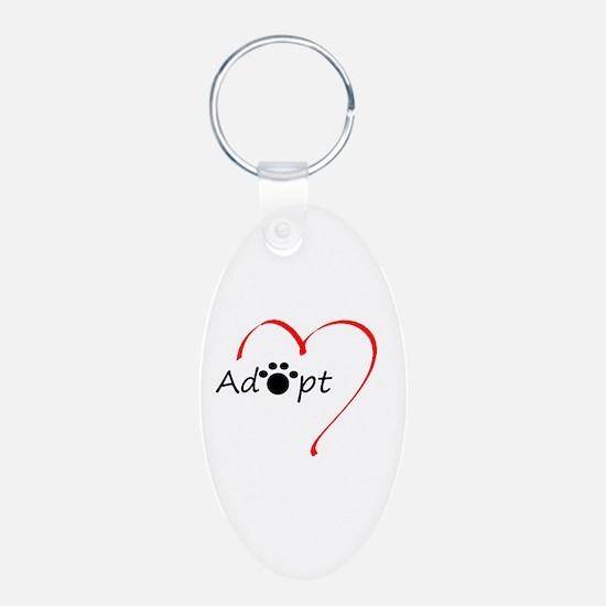 Adopt Keychains