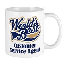 Customer Service Agent (Worlds Best) Mug