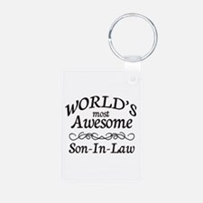 Awesome Aluminum Photo Keychain