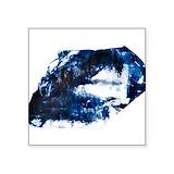 Gemstone blue Square