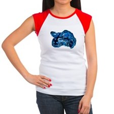 Sereks Women's Cap Sleeve T-Shirt