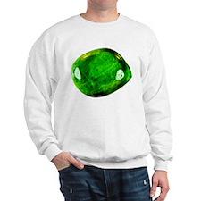 Reflected Green Sweatshirt
