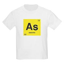 Arsenic Element Kids T-Shirt