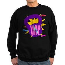 WODGirl Kettlebell Sweatshirt