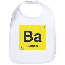 Barium Element Bib