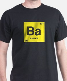 Barium Element Black T-Shirt