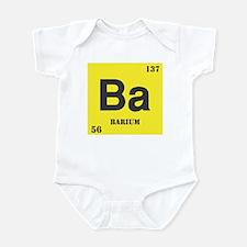 Barium Element Infant Creeper