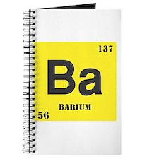 Barium Element Journal