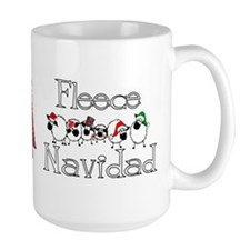 Fleece Navidad Mug