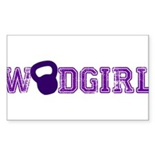 WODGirl - Kettlebell Decal