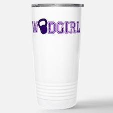 WODGirl - Kettlebell Travel Mug