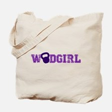 WODGirl - Kettlebell Tote Bag