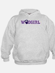 WODGirl - Kettlebell Hoodie