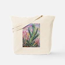 Saguaro cactus! Southwest art! Tote Bag