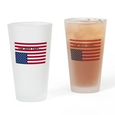 Four More Years of Obama - distress flag Drinking