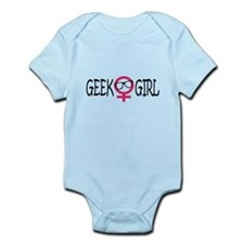 Geek Girl Onesie