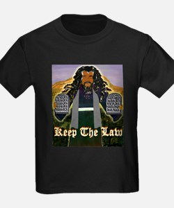 Keep the Law...Moses T