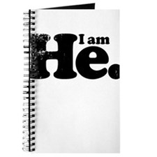 I am he. Journal
