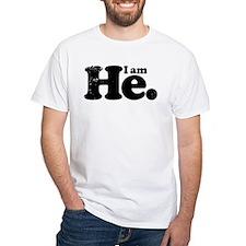 I am he. Shirt