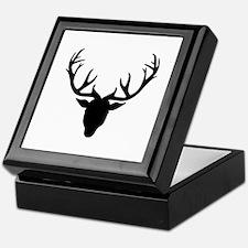 Deer antlers Keepsake Box
