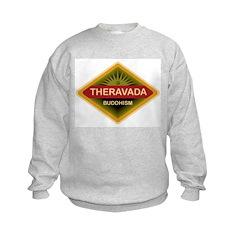 Theravada Buddhism Sweatshirt