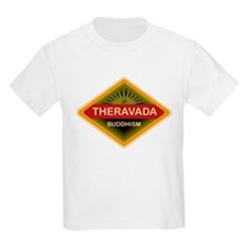 Theravada Buddhism Kids T-Shirt