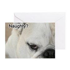 Naughty or Nice? Greeting Cards (Pk of 10)