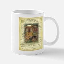 gypsy wagon 2 Mug