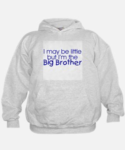 I may be little... (Big Brother) Hoodie