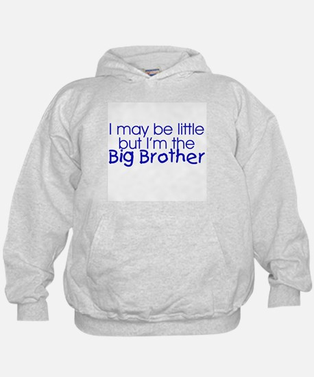 I may be little... (Big Brother) Hoody