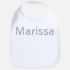 Marissa Paper Clips Bib