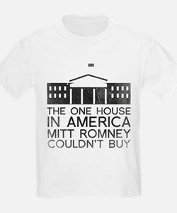 Mitt Romney White House T-Shirt