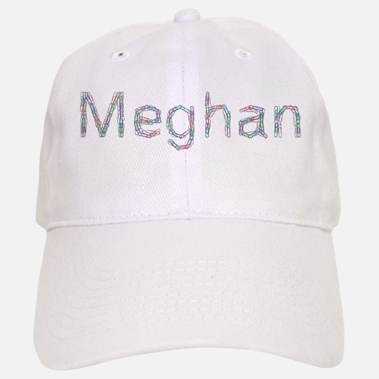 Meghan Paper Clips Baseball Baseball Cap