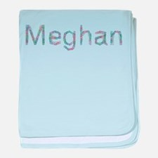 Meghan Paper Clips baby blanket