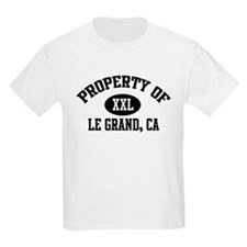 Property of LE GRAND Kids T-Shirt