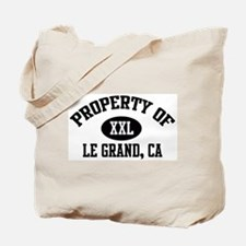 Property of LE GRAND Tote Bag