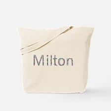 Milton Paper Clips Tote Bag