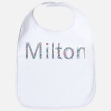 Milton Paper Clips Bib