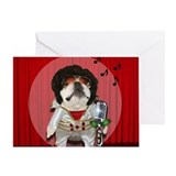 Bulldog cards Greeting Cards