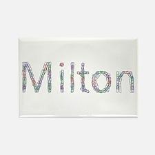 Milton Paper Clips Rectangle Magnet