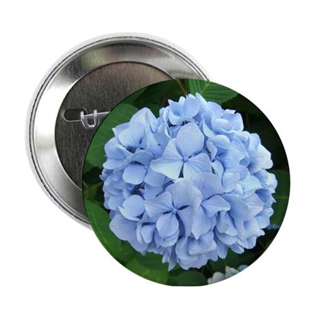 "Hydrangea Perfection 2.25"" Button"