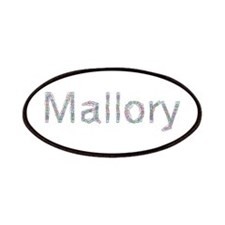 Mallory Paper Clips Patch