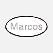 Marcos Paper Clips Patch